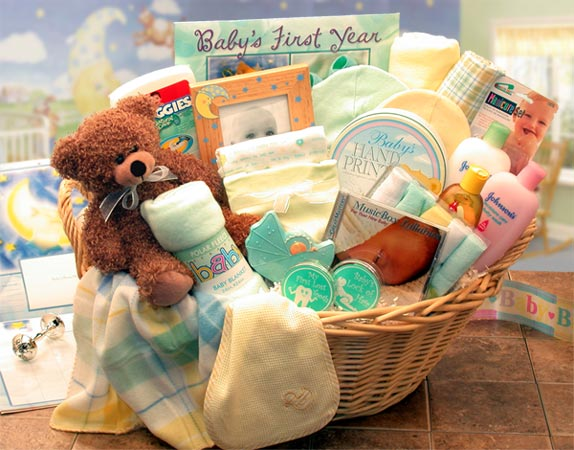baby gift baskets in toronto